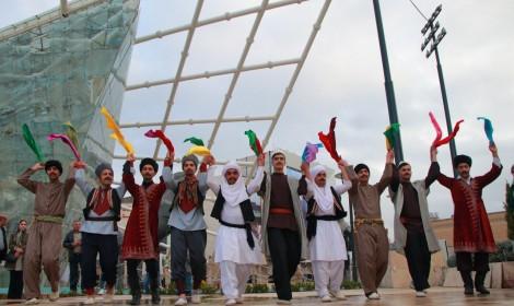 شادپیمایی بزرگ نوروز ۱۳۹۸ پدیده